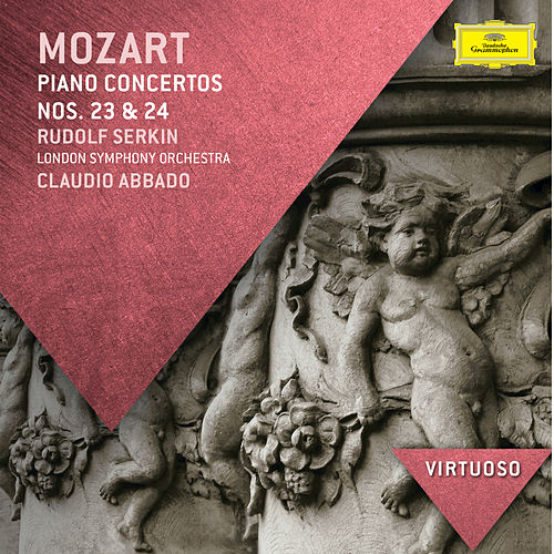 Play & Download Mozart: Piano Concertos Nos.23 & 24 by Rudolf Serkin | Napster