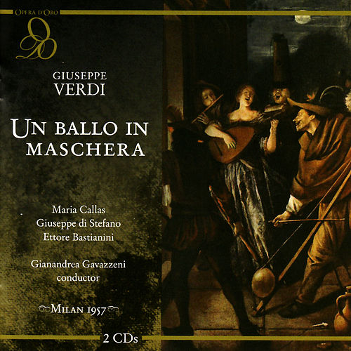 Verdi: Un ballo in maschera by Milan Chorus of La Scala