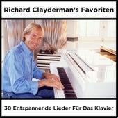 Richard Clayderman's Favoriten: 30 Entspannende Lieder Für Das Klavier by Richard Clayderman