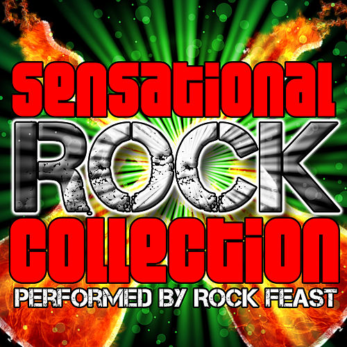 Sensational Rock Collection by Rock Feast