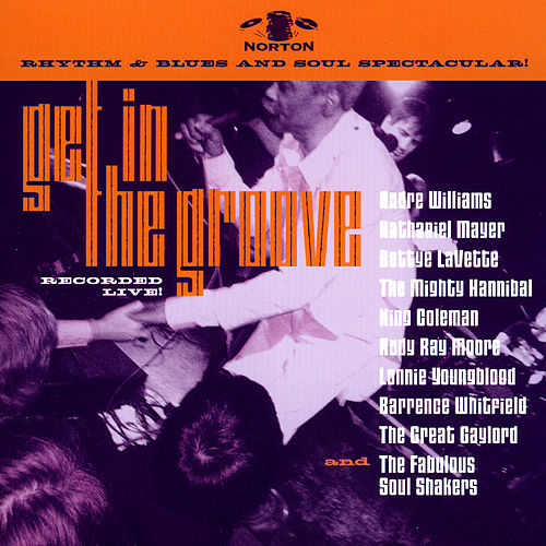 Get In The Groove by Various Artists