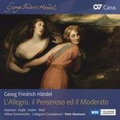 Handel: L'Allegro, Il Penseroso ed il Moderato, HWV 55 by Maria Keohane