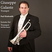 Paul Hindemith: Sonata for Trumpet and Piano: III. Trauermusik. Sehr Langsam by Giuseppe Galante