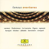 Play & Download Famous Overtures by Various Artists | Napster
