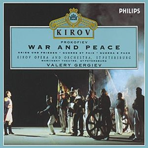 Play & Download Prokofiev: War and Peace by Various Artists | Napster
