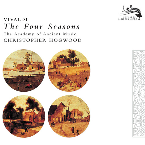 Play & Download Vivaldi: The Four Seasons by Alan Loveday | Napster