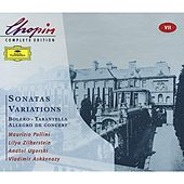 Chopin: Sonatas; Variations; Bolero; Tarantella; Allegro de concert by Various Artists