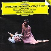 Prokofiev: Romeo and Juliet, Opp.64a & b by National Symphony Orchestra Washington