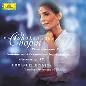 Chopin: Piano Concerto No.1; Fantaisie by Maria Joao Pires