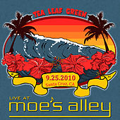 Live at Moe's Alley by Tea Leaf Green