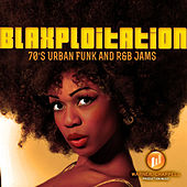 Play & Download Blaxploitation: 70's Urban Funk and R&B Jams by Hollywood Film Music Orchestra | Napster