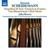 Scheidemann: Organ Works, Vol. 7 by Julia Brown