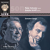 Wigmore Hall Live - Schubert Songs by András Schiff
