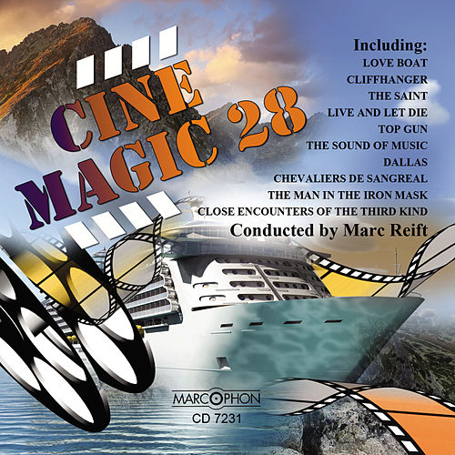 Play & Download Cinemagic 28 by Philharmonic Wind Orchestra | Napster