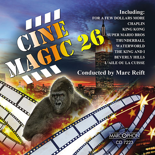 Play & Download Cinemagic 26 by Philharmonic Wind Orchestra | Napster