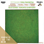 Play & Download Toru Takemitsu: The Dorian Horizon, Green, etc. by Various Artists | Napster