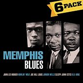 Play & Download 6-Pack: Memphis blues by Various Artists | Napster