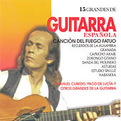 15 Grandes de Guitarra by Various Artists