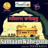 Satnaam Waheguru by Tochi Raina