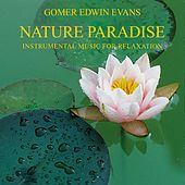 Play & Download NATURE PARADISE : Instrumental Music for Relaxation With Real Nature Sounds by Gomer Edwin Evans | Napster
