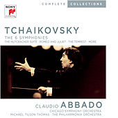 Tchaikovsky: Complete Symphonies; 1812 Overture, March Slave; Romeo and Juliet Concert Overture; Nutcracker Suite by Various Artists