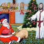 The Night Jesus Met Santa Claus by Ricky Traywick