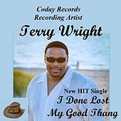 I Done Lost My Good Thang by Terry Wright