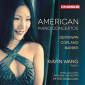 American Piano Concertos by Xiayin Wang