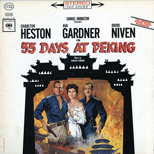 Play & Download 55 Days At Peking by Dimitri Tiomkin | Napster
