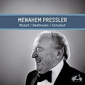 Schubert, Mozart & Beethoven: Vienna Tales by Menahem Pressler