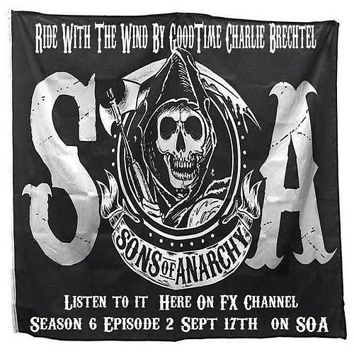 Play & Download Riding With the Wind - The Sons of Anarchy TV Series Single by The Charlie Brechtel Band | Napster