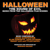 Halloween: The Sound of Evil - Music from the Halloween Film Scores (Tribute) by Dominik Hauser