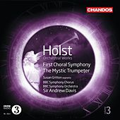 Holst: Orchestral Works, Vol. 3 by Susan Gritton