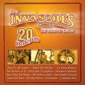 Play & Download 20 Boleros by Los Invasores De Nuevo Leon | Napster