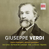 Verdi: Opern-Highlights, deutsch gesungen by Various Artists