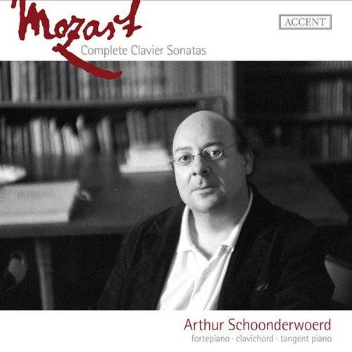 Play & Download Mozart: Complete Clavier Sonatas by Arthur Schoonderwoerd | Napster