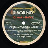 Peter Counting on Love (One, Two, Three) (Single) by Peter Jacques Band