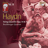 Play & Download Haydn: String Quartets, Op. 54 & 55 by Buchberger Quartet | Napster