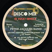 Going Dancing Down the Street (Single) by Peter Jacques Band