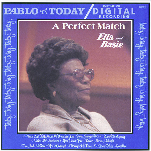 Play & Download A Perfect Match by Ella Fitzgerald | Napster