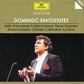 Domingo Favourites by Placido Domingo