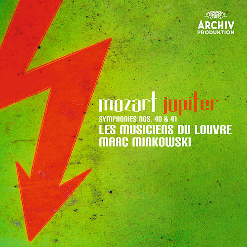 Play & Download Mozart: Symphonies Nos. 40 & 41 by Les Musiciens du Louvre | Napster