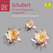 Schubert: The Late Quartets; Quintet by Emerson String Quartet