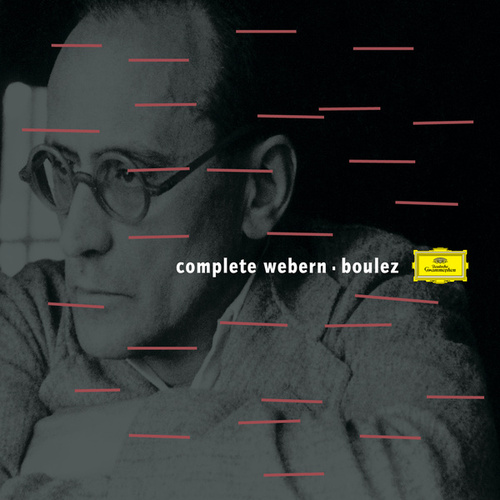 Boulez conducts Webern by Various Artists
