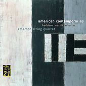 American Contemporaries by Emerson String Quartet