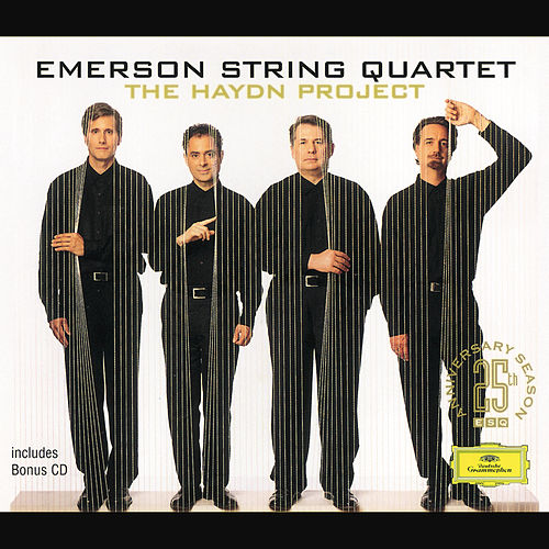 Play & Download Haydn: The Haydn Project by Emerson String Quartet | Napster