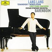Play & Download Tchaikovsky / Mendelssohn: First Piano Concertos by Lang Lang | Napster