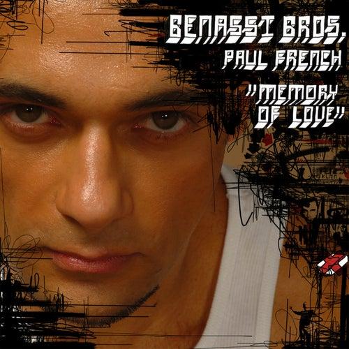 Memory of Love - Single by Benassi Bros.