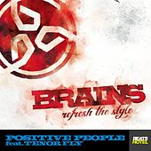 Positive People EP by The Brains