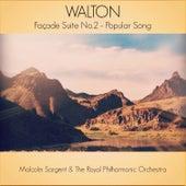 Walton: Façade Suite No.2 - Popular Song von Royal Philharmonic Orchestra